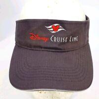 Disney Cruise Line DCL Adjustable Strapback Visor Hat Cap