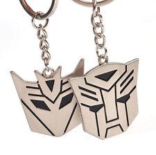 K030 The Transformers Autobots + Decepticon Key Chain Key Ring Wedding Gifts