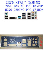 1pc Original I/O IO BLENDE SHIELD for MSI H270 Z270 GAMING PRO CARBON
