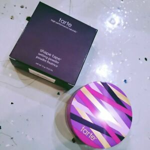 TARTE Double Duty Beauty Shape Tape Setting Powder in Translucent 12g Full Size