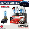 Xenon White HIR2 9012 55w Halogen Head Light Headlight Bulbs 6000k PX22D (PAIR)