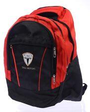 NEU TESLA RUCKSACK SPORT TASCHE fahne backpack roadster nikola bag