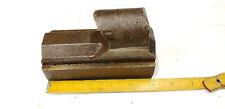 Kurt Dl600 3fa Front Nut Fits Dl600 Double Lock Machinist Vise Shelf 69