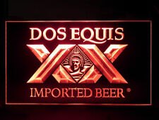 J461R Dos Equis Beer For Pub Bar Display Decor Light Sign