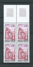 FRANCE - 1974 YT 1798 - bloc de 4 - TIMBRES NEUFS** LUXE
