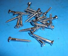 1929,1930,1931,1932,1933,1934,1936 buick garnish screws 25 ct