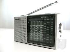 Radio transistor mondo Ricevitore Grundig yachtboy 208 ~ 1989...
