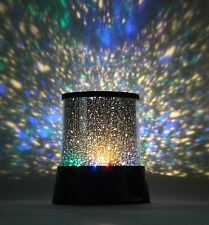 Vinsani Star Master LED Colour Changing Night Light Projector Star Cosmos Lamp