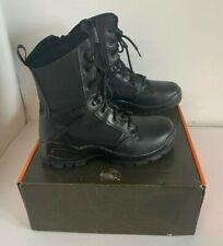 5.11 Tactical Men's ATAC 2.0 8inch Side-zip Tactical Boots Black Size 9.5R