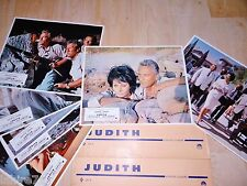 JUDITH  ! Sophia Loren  jeu 16 photos cinema lobby cards 1966