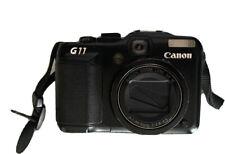 Canon PowerShot G11 Compact Digital Camera - Black