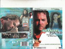 Paradise Found-2003-Kiefer Sutherland-Movie-DVD