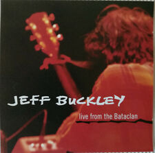 """Jeff Buckley: """"Live from the Bataclan"""", CD, SEALED, out of print"""