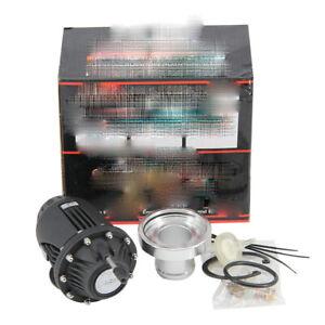 For HKS SSQV4 BOV SUPER SEQUENTIAL IV Turbo Blow Off Valve OEM 4-New Black