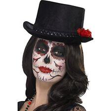 Chapeaux et coiffes noires pour halloween pour déguisement et costume