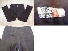 Women's Jean D'Azul Sz 8 Brown Pants
