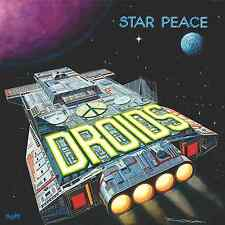 Droids - Star Peace / Do You Have The Force.  New  24Bit Remastered Import CD