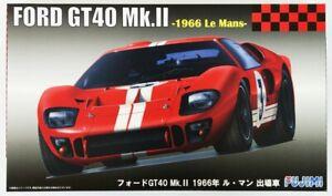 Fujimi Ford GT40 Mk.II 1966 Le Mans RS-51 126067 1/24 model kit w/P.E. LAST ONE!