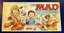 1979 MAD MAGAZINE BOARD GAME COMPLETE W/BOX, ALFRED E NEUMAN, CARDS/MONEY/TOKENS