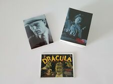 Universal Monsters of the Silver Screen Card & Sticker Set w/ Chase Set 1996
