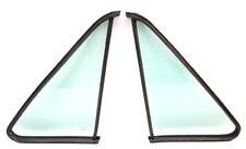 Quarter Window Glass & Seals Non Vented 75-84 VW Rabbit Pickup Jetta MK1