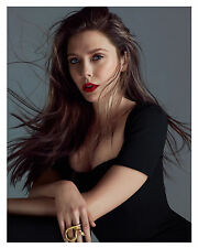 "(ELIZABETH OLSEN) plays ""SCARLET WITCH""(Avengers/Capt America) 8x10 glossy Photo"