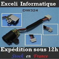 Power socket dc jack for Dell Inspiron 1464 1564 1764 with current wire notebook