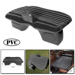 Inflatable Travel Mattress Car Air Bed Cushion Camping Universal Seat Comfort