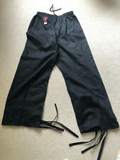 TSA MARTIAL ARTS TROUSERS 5/180 100% COTTON NEW ALL PROCEEDS TO CHARITY