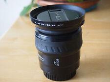 - Minolta Maxxum AF 28-105mm f3.5-4.5 xi Lens for Sony A Alpha, Minolta Maxxum
