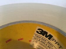 3M HELICOPTER 'HELI' TAPE- 4in- Clear- Mountain Bike Frame Protection- USA MADE