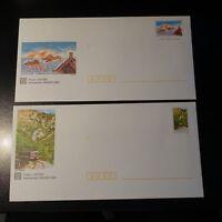 Francia Entero Postal Tren Vizzavona Ajaccio/Islas Sangs Corse neuf