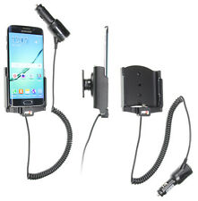 Brodit KFZ Halter mit Zig. Anzünderanschluß für Samsung Galaxy S6 Edge [512731]