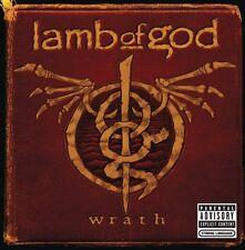 Lamb of God - Wrath [New CD] Explicit, Sony Basic 2
