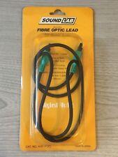 New SoundLab Sound Lab Fibre Optic Lead Digital Audio Wire 1 Metre