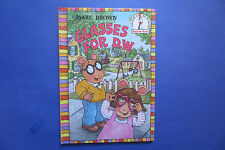 Step into Reading Ser.: Glasses for D. W. by Marc Brown (1996, Hardcover)
