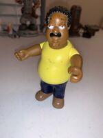 "Mezco Family Guy 5"" Cleveland Brown Figure RARE!"