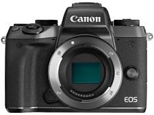 Cámara Evil - Canon EOS M5, 24.2 MP, Full HD, 7 fps, Cuerpo