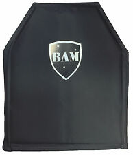 Body Armor   Bullet Proof Insert   Level IIIA - 3A   Mfg 2018 11x14- Single