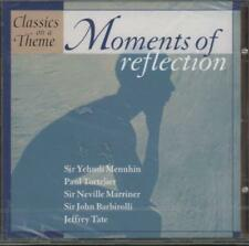 Various Classical(CD Album)Moments Of Reflection-New
