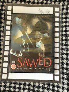 Sawed ( DVD - Brand New & Sealed )