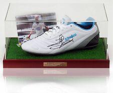 Roberto Soldado Tottenham Hand Signed Football Boot SPURS Photo Proof COA