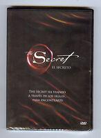(400) EL SECRETO - Spanish Version of The Secret - Brand New Factory Sealed DVD