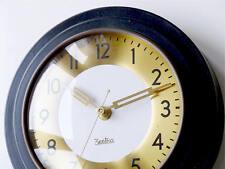 1920 Antique ZENTRA KIENZLE / SIEMENS Industrial Clock Modernist Bauhaus old