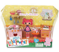 LALALOOPSY MINI | Berry's Kitchen Furniture Playset for Dolls House | BNIB New