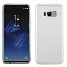 For Samsung Galaxy S8 Clear Skin Case Cover