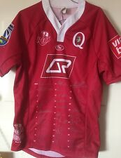 Rugby REDS Signed Jersey Complete Team. QRU Official Limited Edition! Must Have!