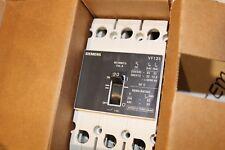SIEMENS 3VF2313-1FR41-0AA0/VF125 CIRCUIT BREAKER 90 AMPS 3 POLE 25 kA/415 VAC
