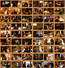 Godfather part 2 movie storyboard trading cards Pacino Duval De Niro Corleone