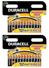Duracell AAA Batteries 24 Pack  Heavy Duty Zinc 1.5 V For Toys Camera